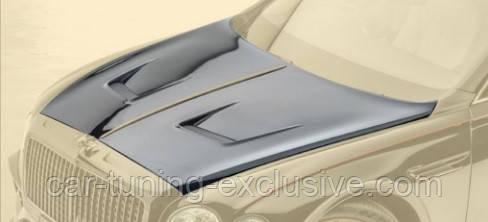 MANSORY engine bonnet for Bentley Flying Spur 3