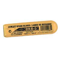 30-ти градусные лезвия DKB-5 для ножа Olfa (упаковка 5 шт)