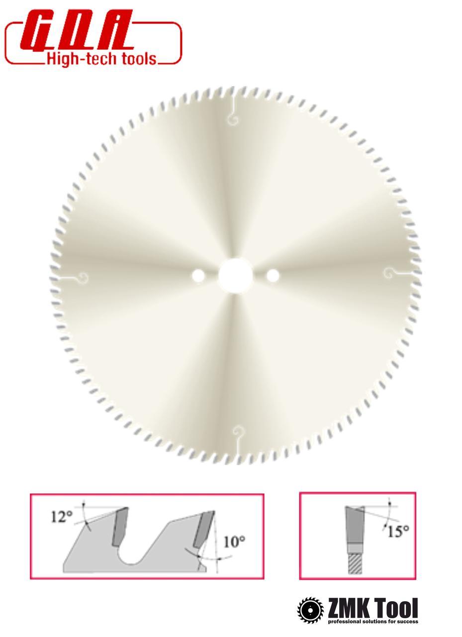 Пила для поперечного реза 300x30x2,0/1,4 z72 с екстратонким пропилом