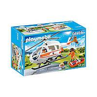 """Ігровий набір """"Рятувальний вертоліт"""" Playmobil (4008789700483), фото 1"""