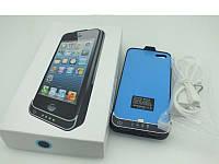 Чехол-аккумулятор для айфон iPhone 5/5S (2200мАч), фото 1