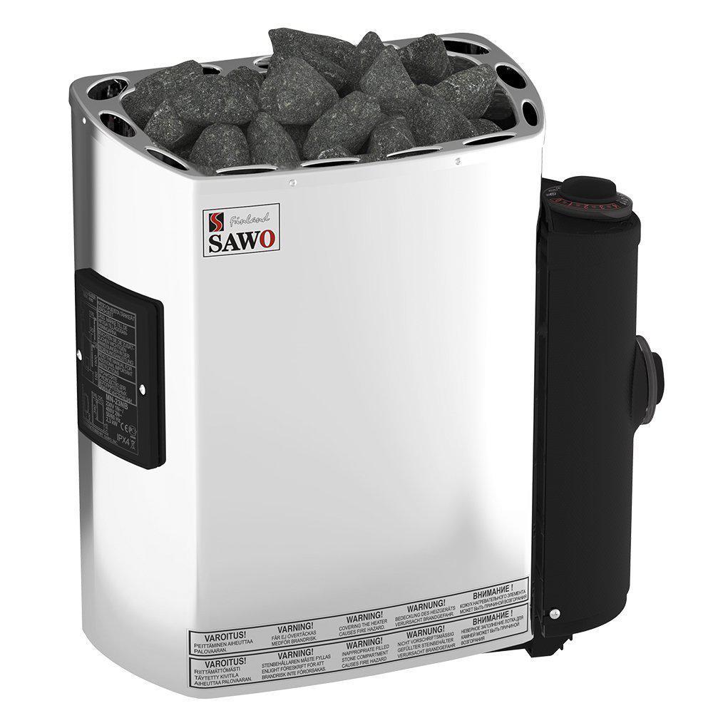 Электрокаменка для сауны Sawo Mini MN-23NB