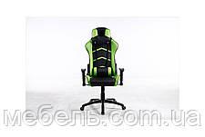 Геймерское компьютерное кресло VR Sportdrive Game Green SD-31. Кресло игровое, фото 2