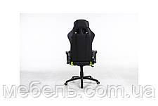 Геймерское компьютерное кресло VR Sportdrive Game Green SD-31. Кресло игровое, фото 3