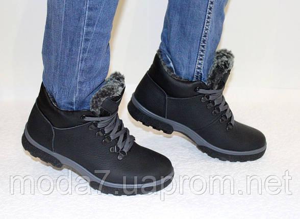 ed080313800c0b Кожаные женские-подростковые ботинки ECCO реплика: продажа, цена в ...