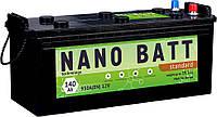 Аккумулятор NANO BATT  Standart - 140 +левый (950 пуск)2020!!!