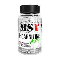 Жиросжигатель Л-карнитин ацетил от MST (90 caps)