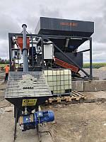 Мобильный бетонный завод 4BUILD COMPACT-45