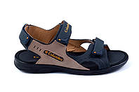 Мужские кожаные сандалии Columbia Track Late (реплика)