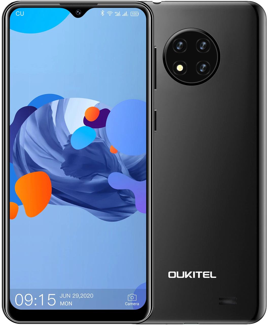 Oukitel C19 | Чорний | 2/16Гб | 4G/LTE | Гарантія