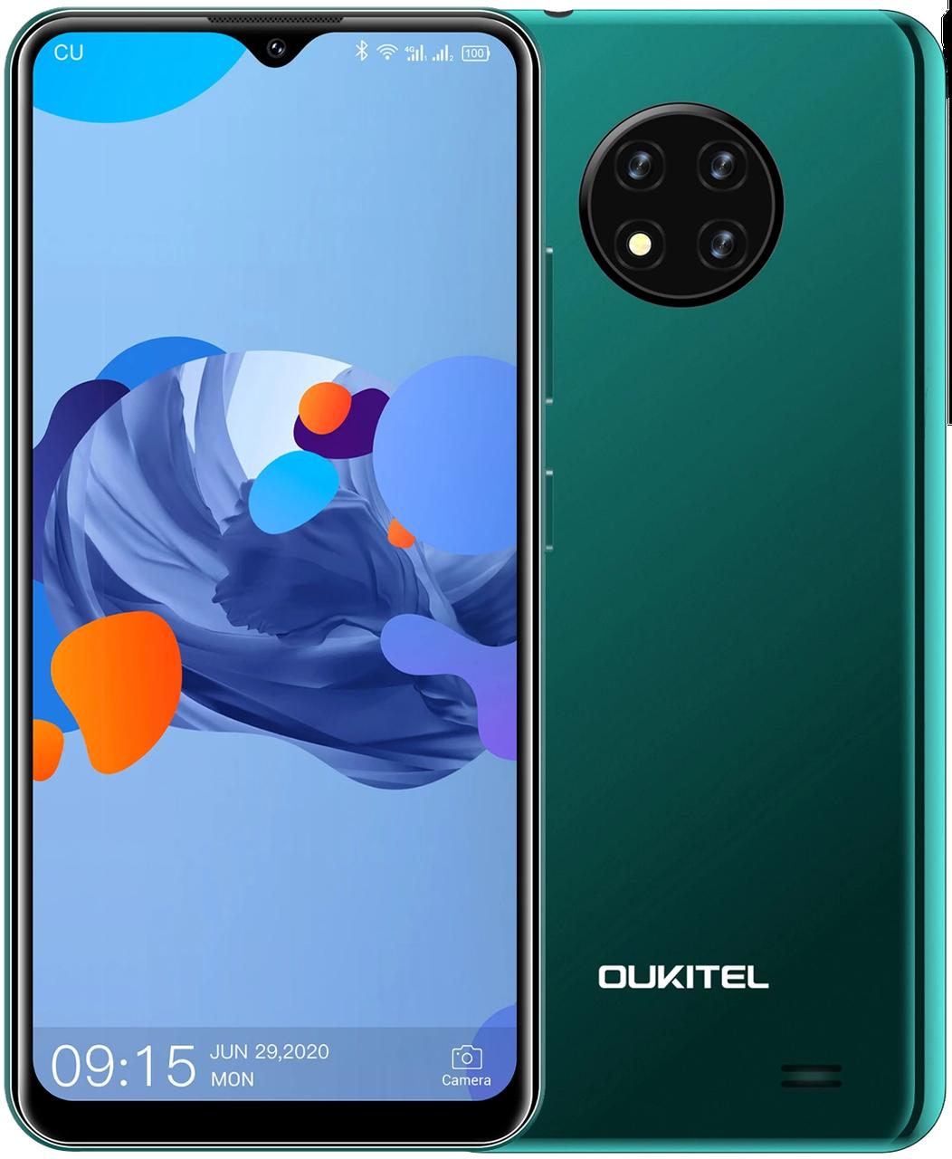 Oukitel C19 | Зеленый | 2/16Гб | 4G/LTE | Гарантия