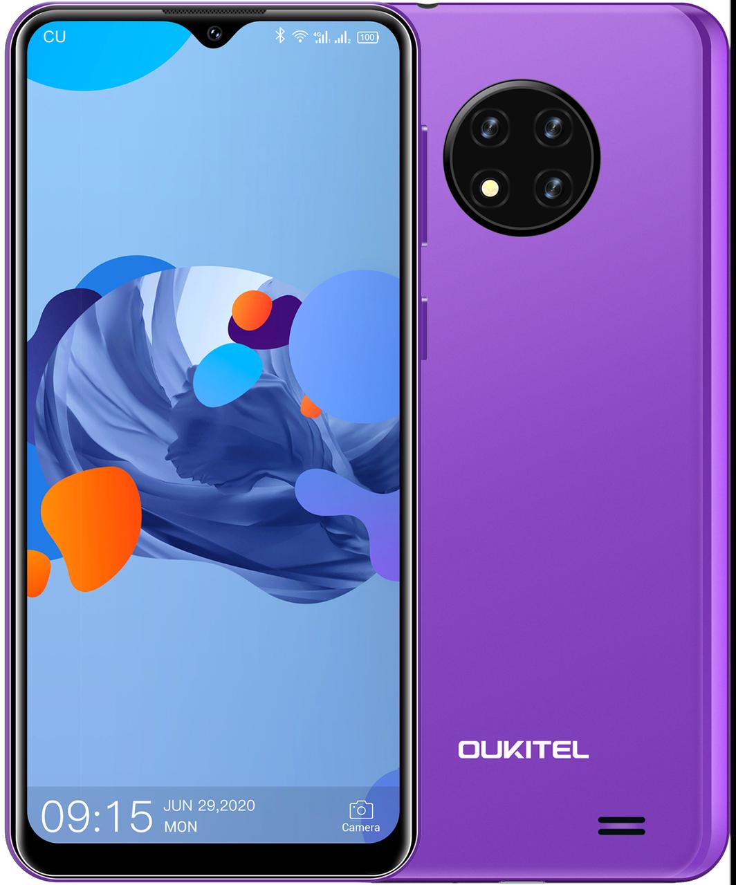 Oukitel C19 | Фиолетовый | 2/16Гб | 4G/LTE | Гарантия