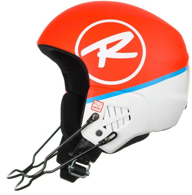 Шлем горнолыжный Rossignol Hero9 XL White-Red