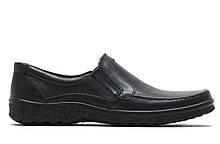 Чоловічі шкіряні туфлі Trafik City Style