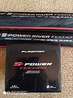 АКЦІЯ Фидерное удилище Flagman S-Power River 3,6 150 гр + Катушкa фидерная Flagman S-Power Feeder 5000