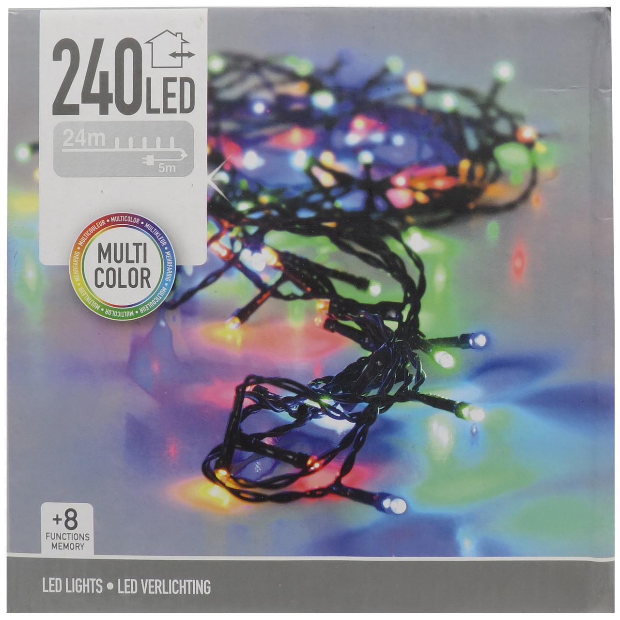 Гирлянда 240 LED French Design 766