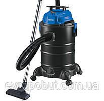 Пылесос DMS® 4in1 1800Вт промышленный, многоцелевой, контейнер 30л, без мешка