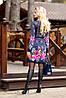 Стильное платье с ярким принтом, фото 3