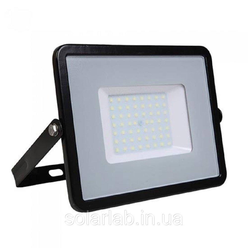 Прожектор уличный LED V-TAC, 50W, SKU-760, Samsung CHIP, 230V, 4000К, черный