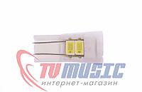 Лампа габаритных огней Cyclon T10-021 (W5W) CER 5630-6 (12 В)