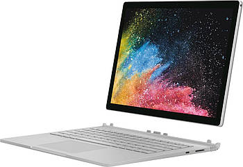 """Microsoft - Geek Squad Certified Surface Book 2 - 13.5"""" Touch-Screen Laptop - Intel Core i5 - 8GB - GSRF"""