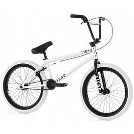 """Велосипед BMX 20"""" Fiend Type O- 20,25"""" 2021 білий/матовий"""