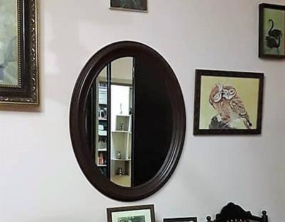 Багетная мастерская: изготовление круглых и овальных рам для зеркал, картин, фотографий.