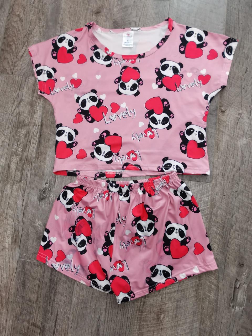 Молодежная пижама 34-6