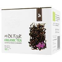 Чай черный кипрейный органический, 50 г, TM MOL'FAR