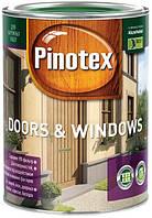 Пропитка для дерева PINOTEX DOORS & WINDOWS (Дор и Виндовс) 1л