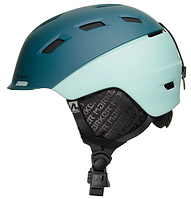 Шлем горнолыжный MARKER AMPIRE WM Green, фото 1