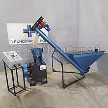 Мини линия, участок гранулирования, мини-линия гранулирования на базе гранулятора GRAND-200
