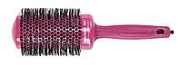 Брашинг Olivia Garden Ceramic + Ion Tourmaline Brush Pink 55 mm