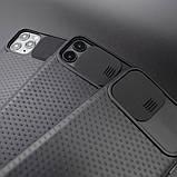 Чехол кейс для iPhone Slide Camera Case TPu, фото 2