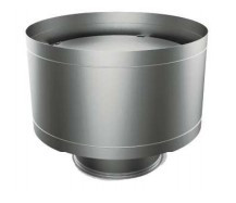 Элемент вентиляции крышный круглый D-500 ZS