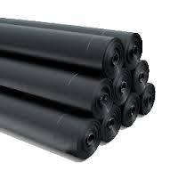 Пленка полиэтиленовая черная (строительная, техническая) вторичная