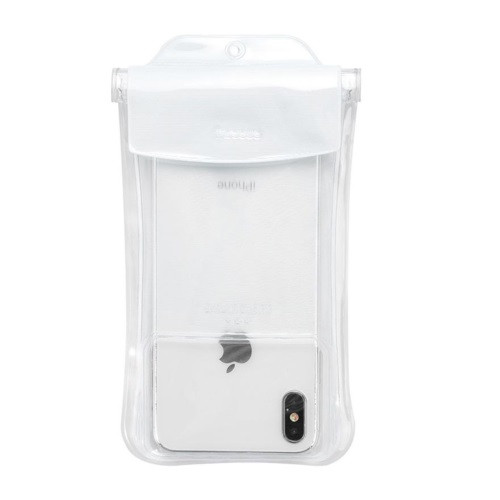 Чехол Baseus Safe Airbag Waterproof Case на Iphone 11 Белый