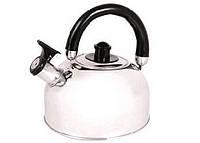 Чайник для плиты со свистком А-ПЛЮС на 3л