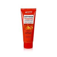 Очищающая пенка с керамидами и экстрактом томата, EYENLIP, Ceramide Tomato Cleansing Foam, 100 мл