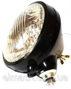 Фара МТЗ,ЮМЗ передняя с лампой в пластмасовом корпусе (пр-во Украина)