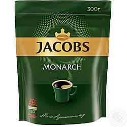 Кава Jacobs Monarch розчинна 300г