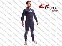 Мужской гидрокостюм для плавания Sargan Неро 3 мм