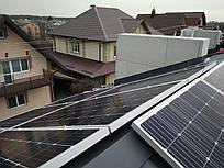 Солнечная сетевая электростанция 3 кВт под ключ