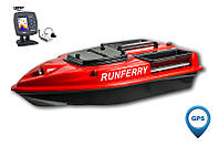 Короповий кораблик Camarad V3 GPS + Lucky 918 Red