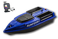 Короповий кораблик Camarad V3 + Lucky 918 Blue
