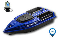 Короповий кораблик Camarad V3 GPS + Toslon TF500 Blue