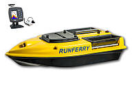 Короповий кораблик Camarad V3 + Lucky 918 Yellow