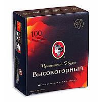 Чай Принцесса Нури высокогорный черный 100 пакетов по 1.8г (без ярлыка)