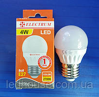Светодиодная лампа LB-10 4W E27