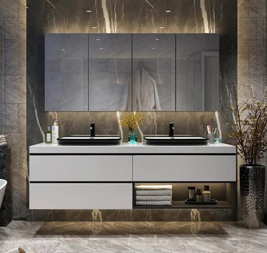 Комплект мебели для ванной Nordic RD-312